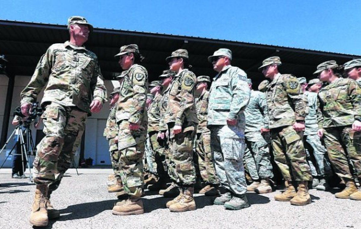 La Guardia Nacional inició su despliegue en la frontera con México
