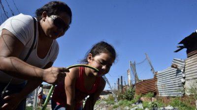Una veintena de barrios de Rosario no tiene garantizado el derecho al agua