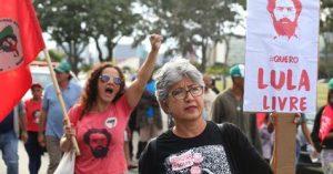 Fiscalía no acepta la visita de Dilma Rousseff a Lula