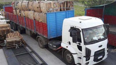 Tafí Viejo realizó la primera venta de material reciclable