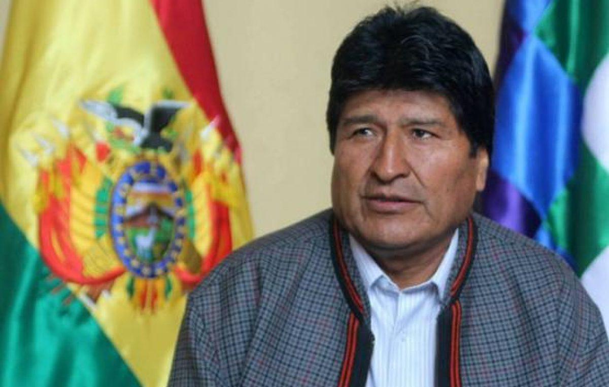 Morales llama a empresarios a reconocer el esfuerzo de los trabajadores con el incremento salarial