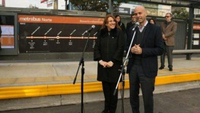 Dietrich cruzó a la intendenta de Rosario y negó recorte de los subsidios al transporte