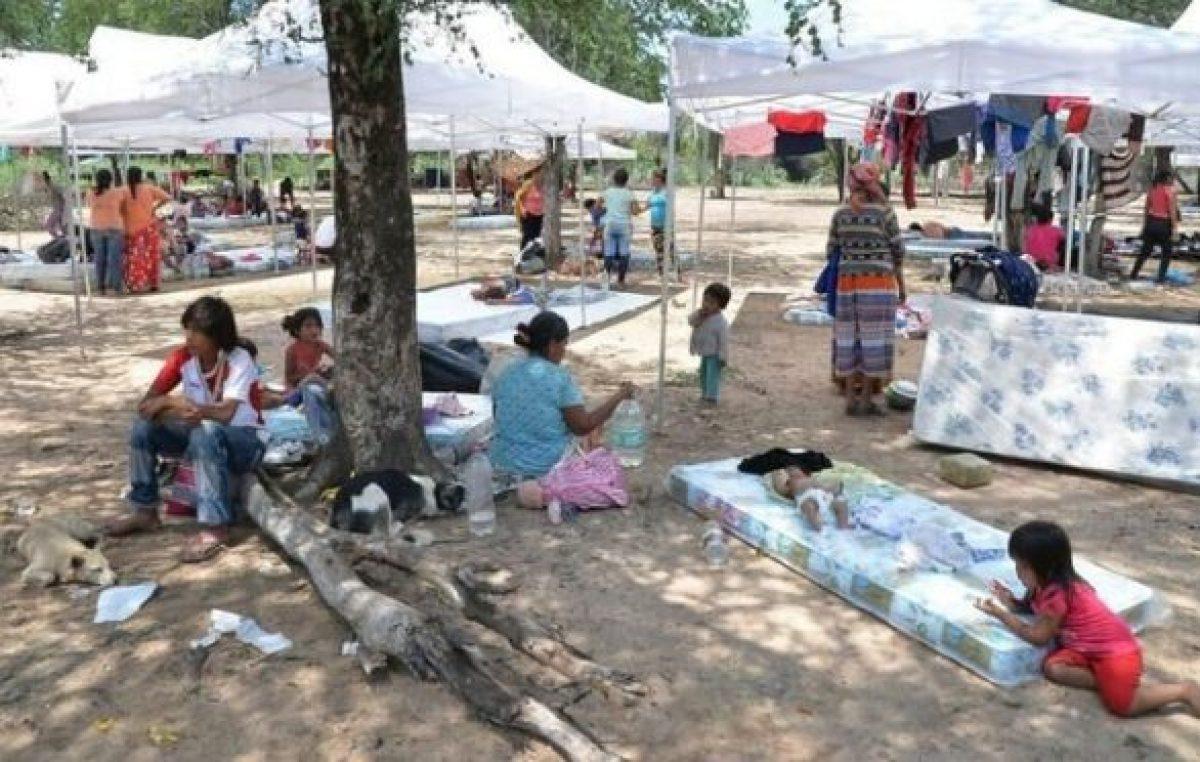 Salta: Observatorio para centenares de desplazados por las inundaciones