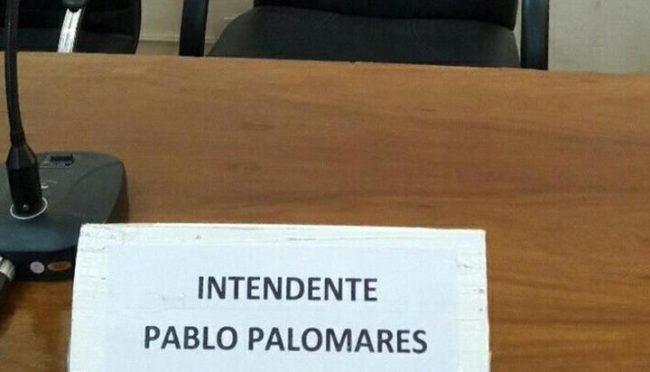 """Polémica por el """"faltazo"""" del intendente de Palpalá"""