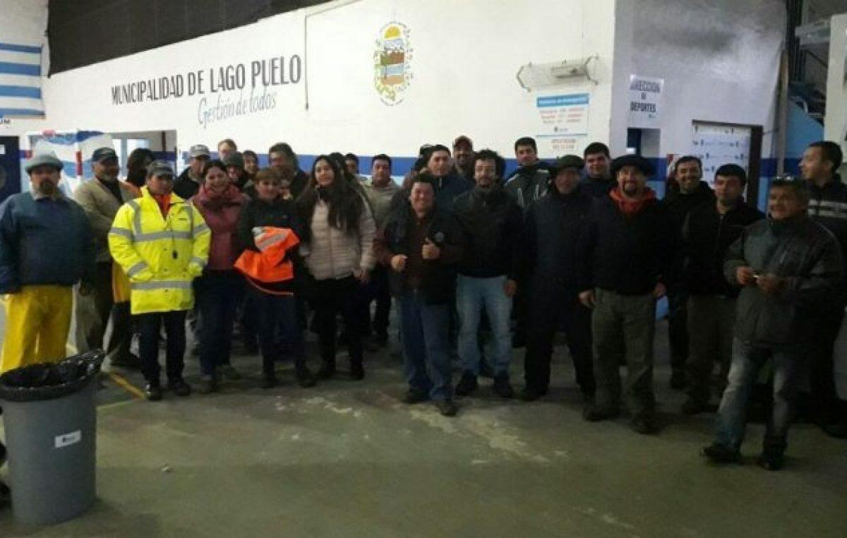 Lago Puelo: Municipales iniciarán medidas de fuerza por 48 horas en reclamo de aumento salarial
