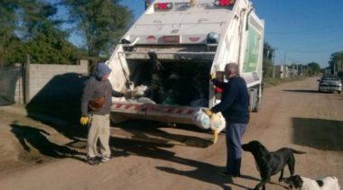 Coronel Pringles: sigue el paro de los empleados municipales encargados de recoger los residuos