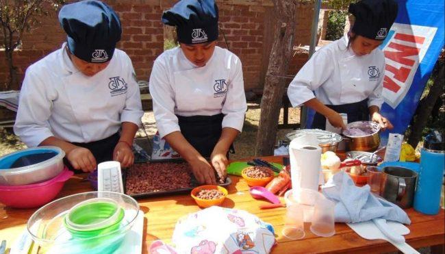 Revalorizan los cultivos andinos en Tumbaya