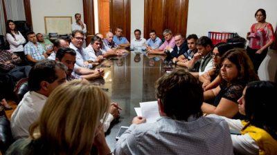 Santa Fe: Gremios Municipales e Intendentes acordaron la política salarial
