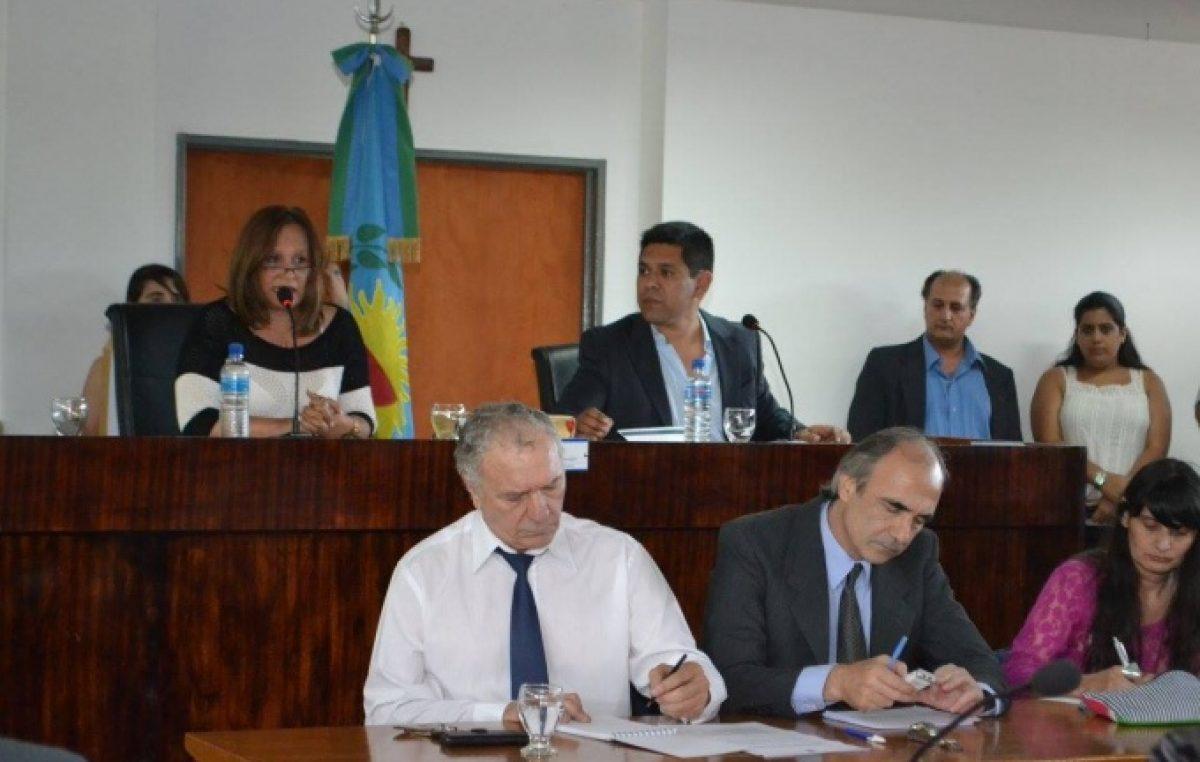Explotó la interna en el Concejo de Varela: se rompieron Cambiemos y el Frente Renovador