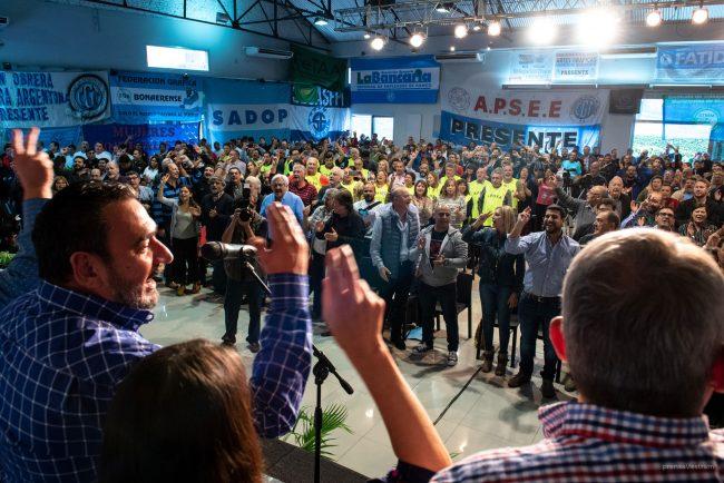 """""""Los trabajadores somos la esperanza"""" o de cómo construir la Resistencia"""