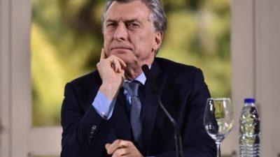 Pelotazo en contra para Macri en otra encuesta: la mitad más uno desaprueba su gestión