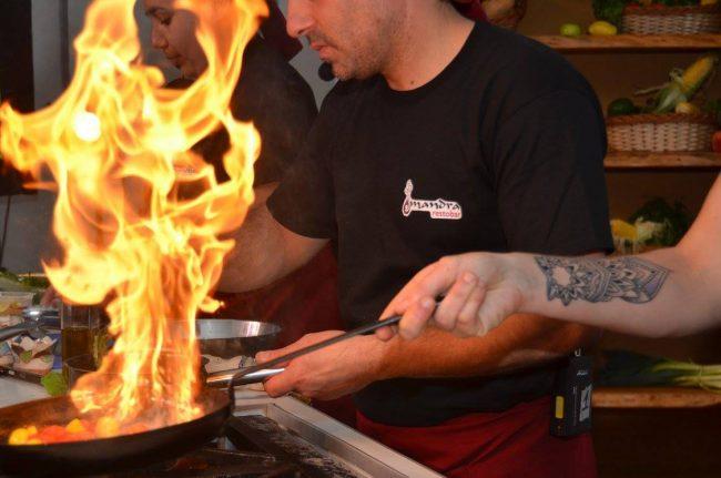 Fiesta Provincial del Chef Patagónico, Villa Pehuenia, 28 de abril - 1 de mayo