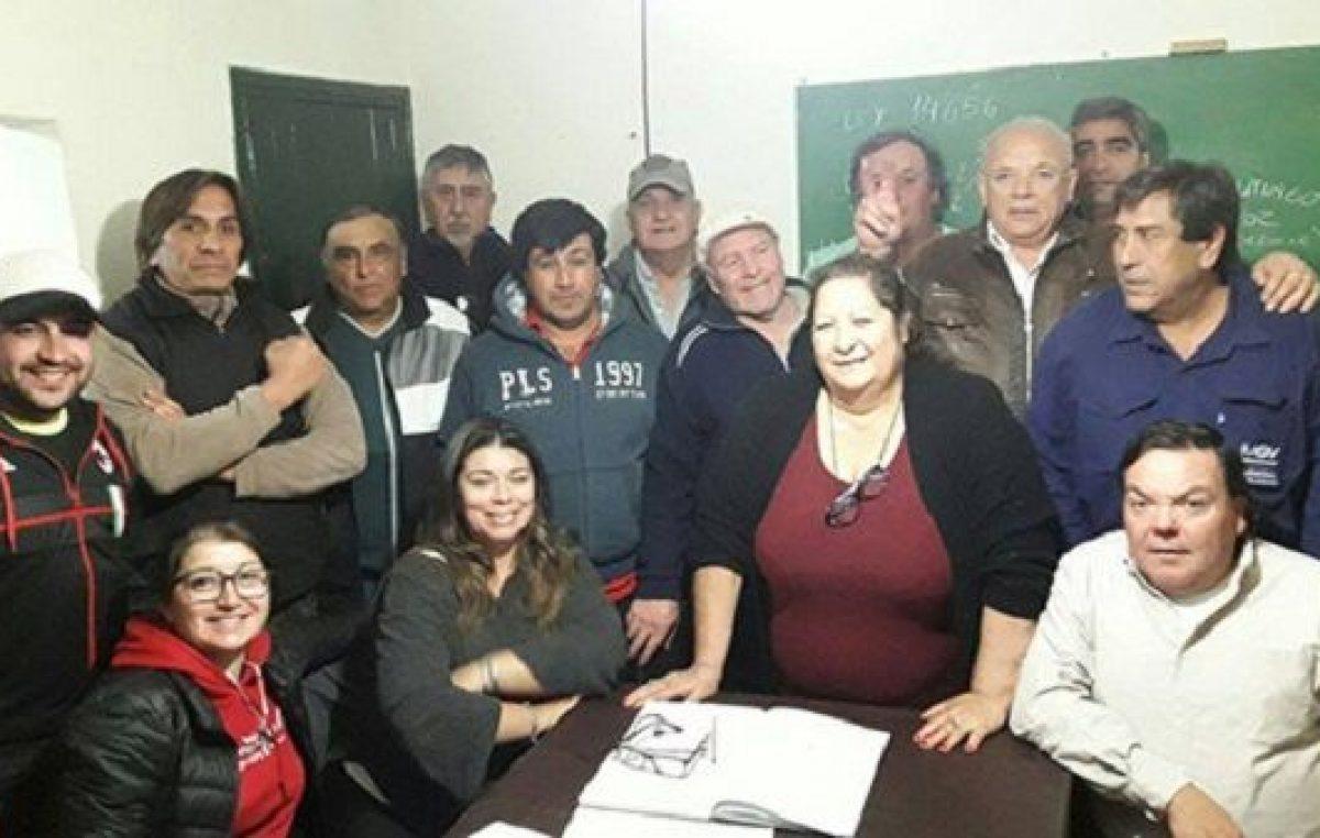 La ASTM implementará medidas de fuerza si el municipio de General Villegas no responde a sus demandas