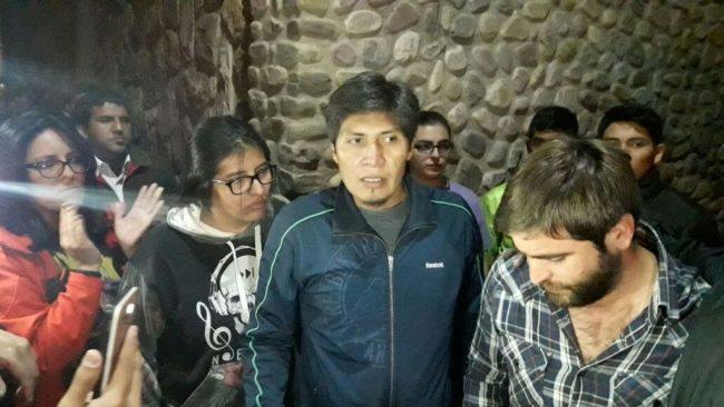 Jujuy: pibes y docentes piden que no cierren las escuelas, Morales no da respuestas
