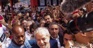 Brasil: el Supremo Tribunal Federal analiza la causa que podría liberar a Lula Da Silva