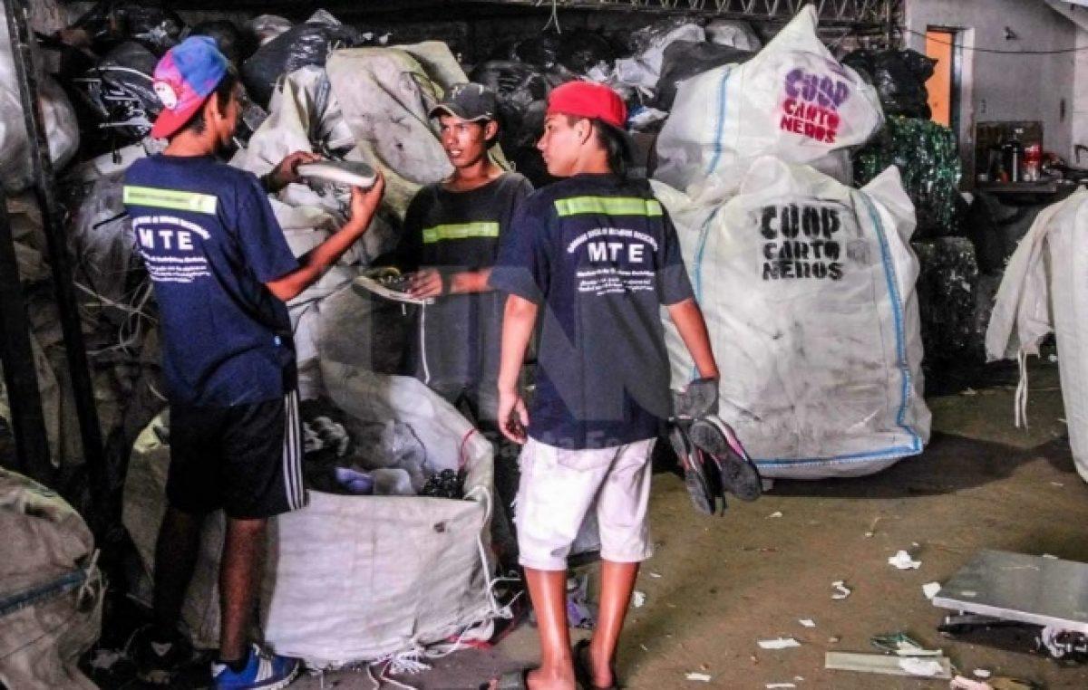 """Por el proyecto de incinerar basura """"se podrían perder unos 5000 puestos de trabajo"""" en la Ciudad de Buenos Aires"""