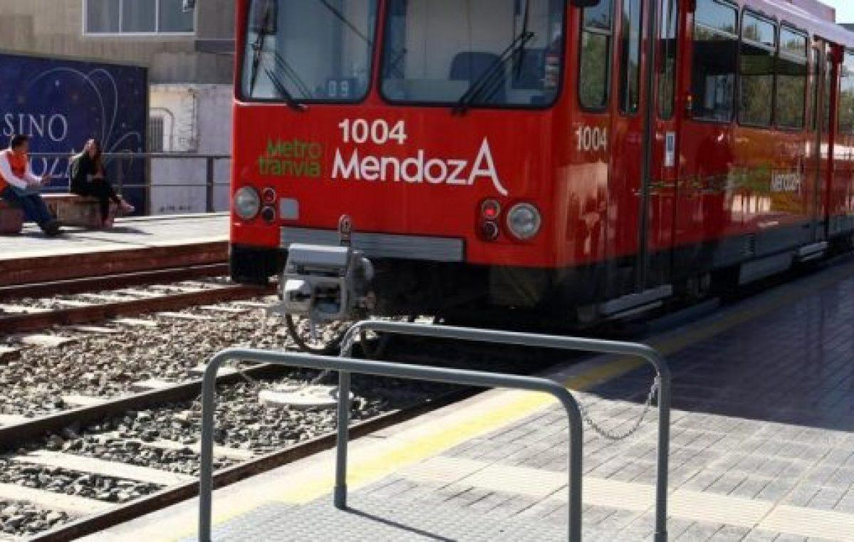 El Metrotranvía a Las Heras funcionará a pleno en febrero de 2019