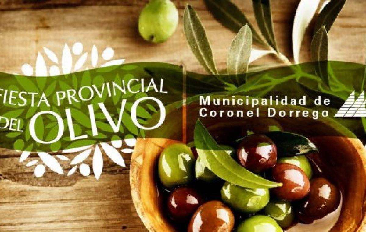 10º Fiesta del Olivo, del 8 al 15 de abril, Coronel Dorrego