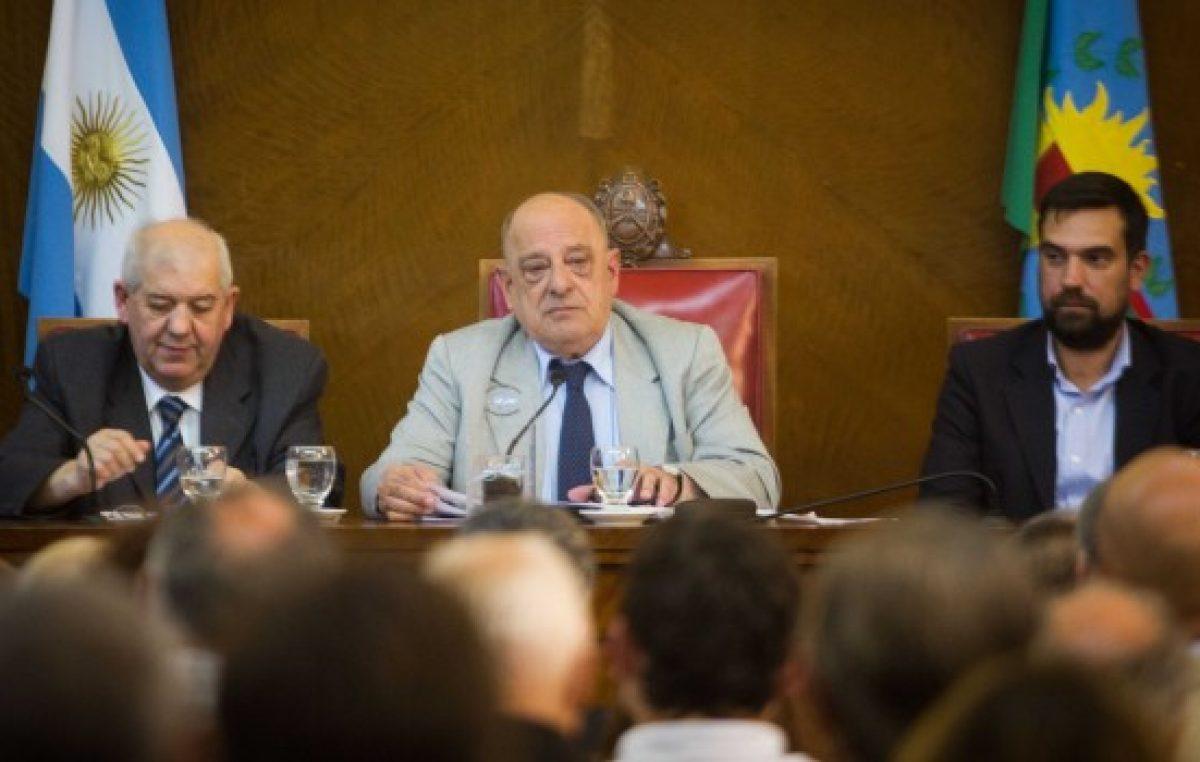 La Provincia intervino y dejó al intendente de Mar del Plata sin balanza
