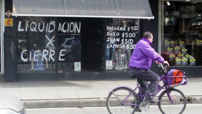 Mar del Plata: Juan B. Justo, la zona comercial más afectada por el cierre de negocios