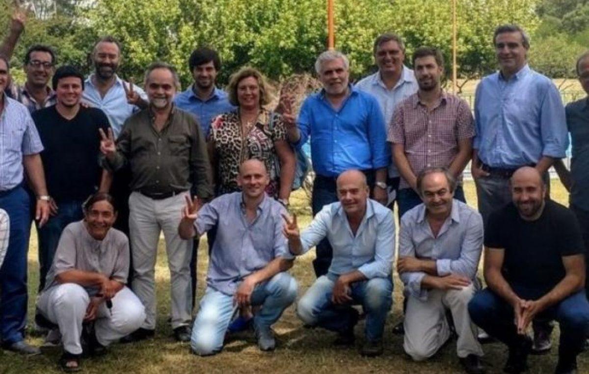 Intendentes bonaerenses presentan proyecto propio para derogar el Pacto Fiscal de Vidal
