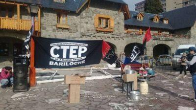 Aseguran que aumentaron los trabajadores de la economía popular en Bariloche