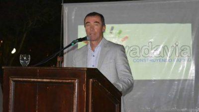 Rivadavia dice que la merma de los recursos deja en jaque sus arcas