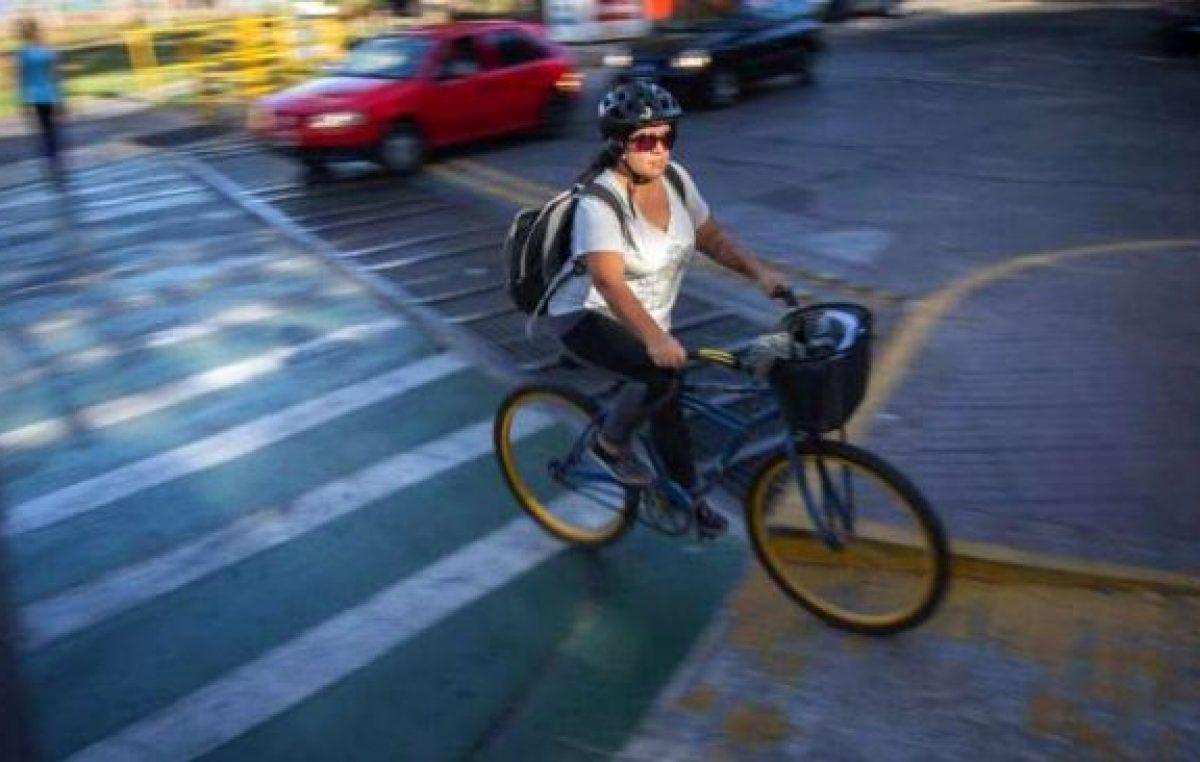 Godoy Cruz pagará un ítem extra a los municipales que vayan a trabajar en bicicleta