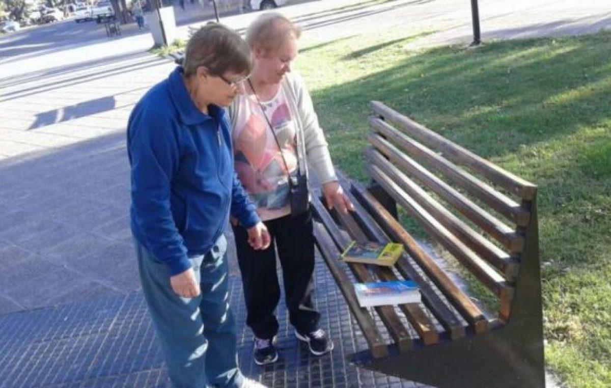Tunuyán: más de 200 libros salen a la calle en busca de lectores