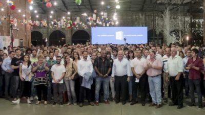 Reforma: Lifschitz presentó el proyecto a intendentes y presidentes de comuna santafesinos