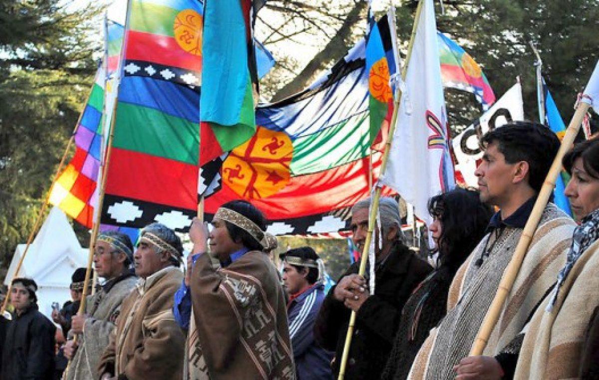 Río Negro: Reclamo mapuche por vaciamiento de programas nacionales