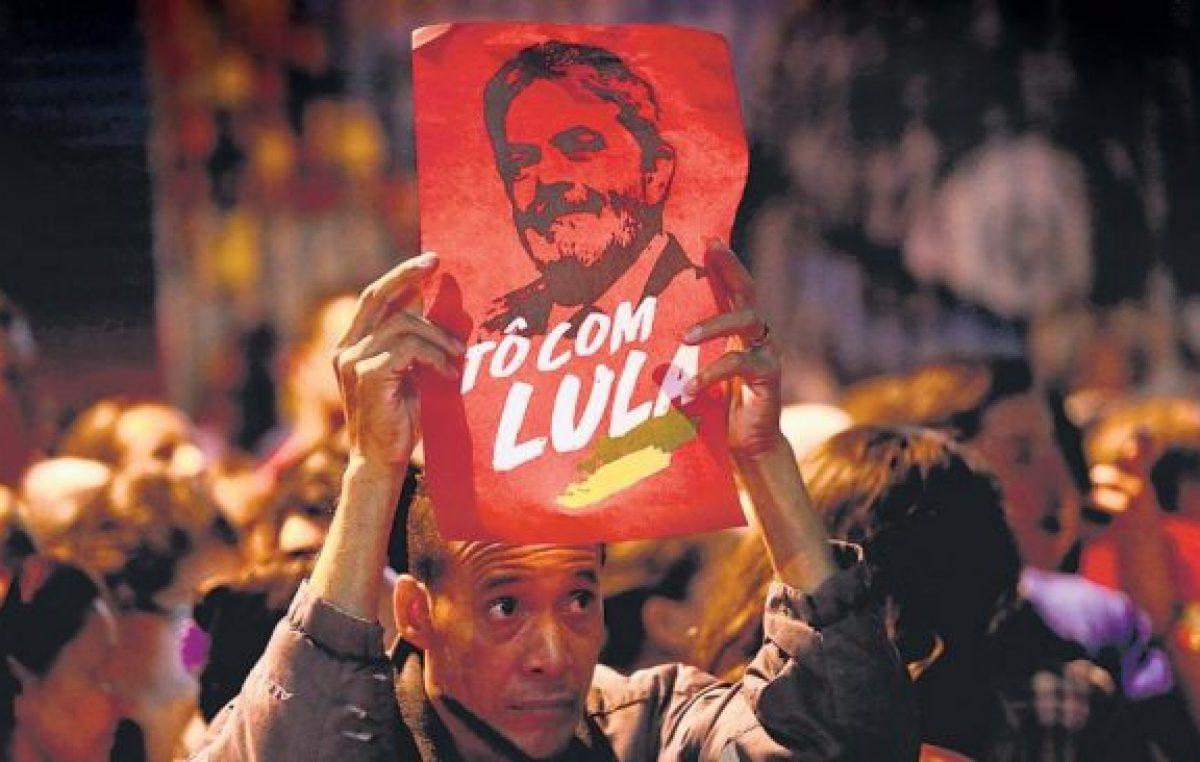El juez Moro ordenó el arresto exprés de Lula