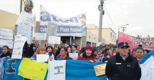 Neuquén: Un conflicto que suma 23 días de huelga