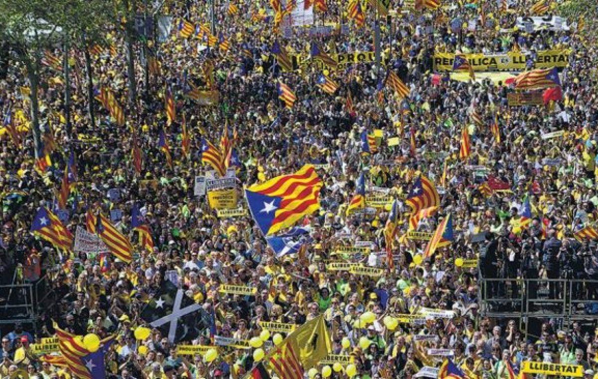 Piden libertad para los independentistas