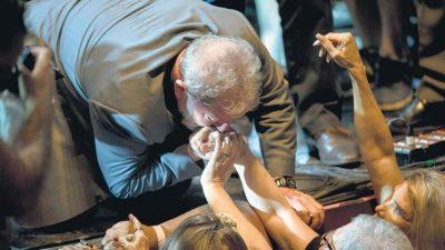 Bajo amenaza, el futuro de Lula y de Brasil