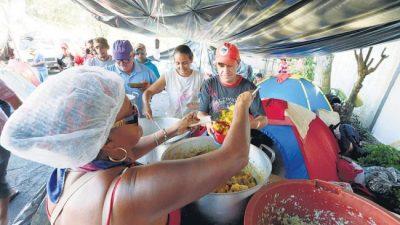 Brasil: Moro paró la visita de nueve gobernadores