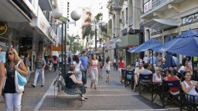 Piden una reducción de las tarifas para los comercios de la Peatonal de Santa Fe