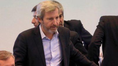 Fondos:intendentes cordobeses del PJ le plantearán a Frigerio que les llega sólo el 2% de lo enviado