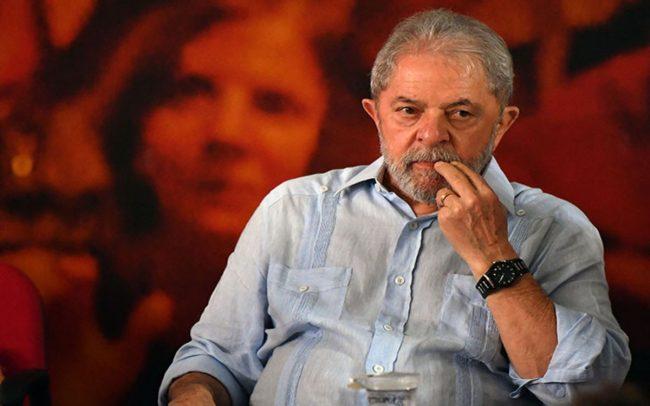Lula sugiere al Partido de los Trabajadores que elija a otro candidato