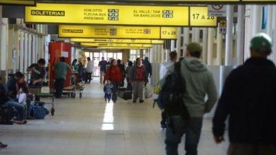 Cada vez más gente llega a la provincia de Neuquén para radicarse