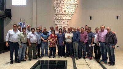 Sindicalistas santafesinos reiteraron su rechazo a los proyectos de reforma laboral