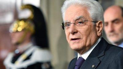 Italia se resigna a nuevas elecciones adelantadas ante el bloqueo político