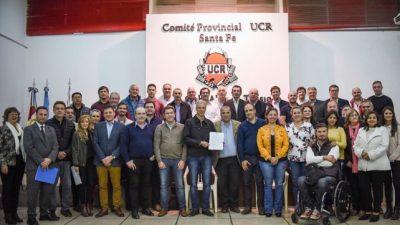 Santa Fe: Quedó constituido el Foro de Intendentes y Presidentes Comunales de la UCR