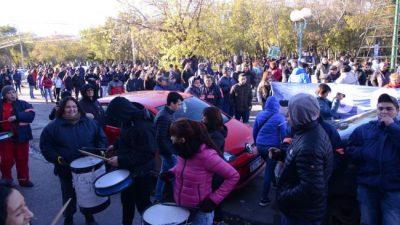 Una semana de paro de los municipales de Río Gallegos por pauta salarial