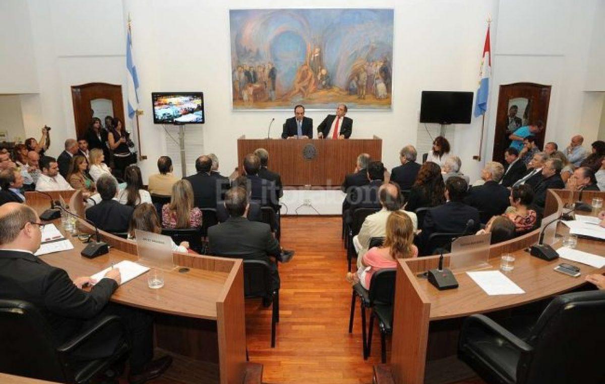 El Concejo santafesino rechazó un veto de Corral sobre un elemento clave para la TGI