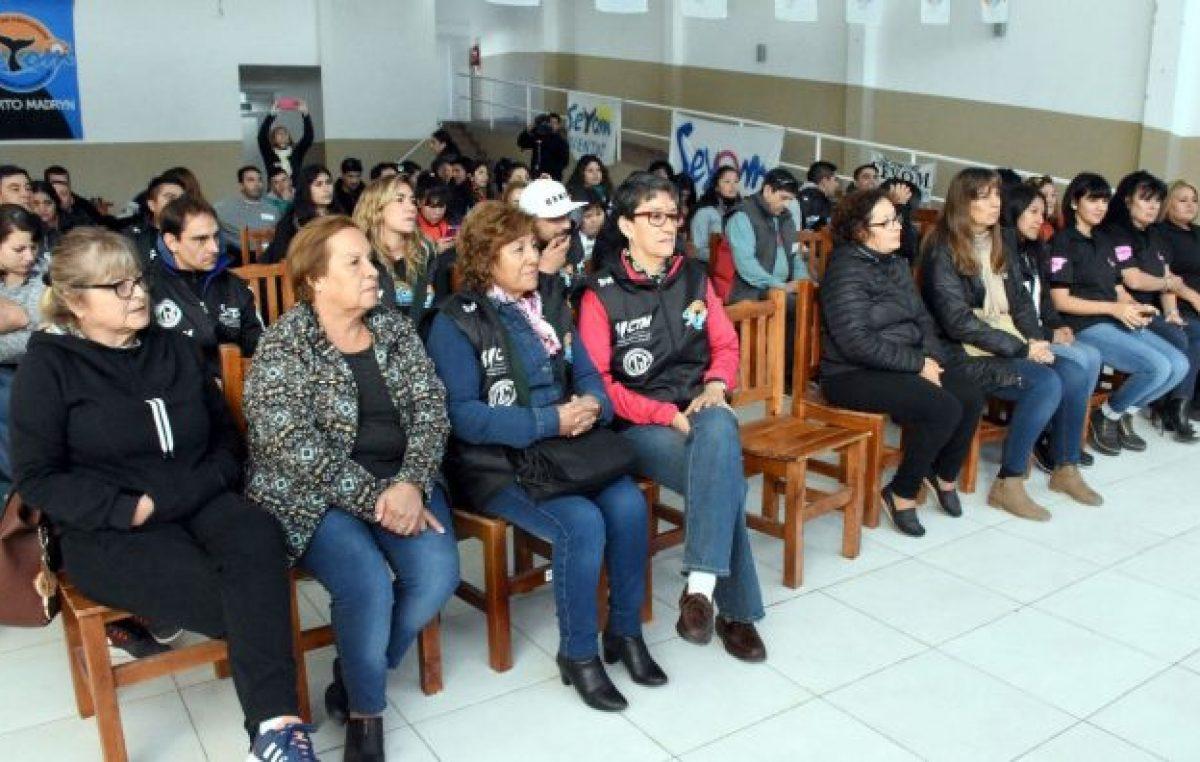 Se llevó a cabo el Congreso Provincial de Sindicatos de Empleados Municipales de Chubut