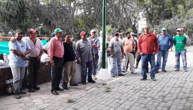 Trabajo llamó a conciliación obligatoria a municipales de Campo Santo