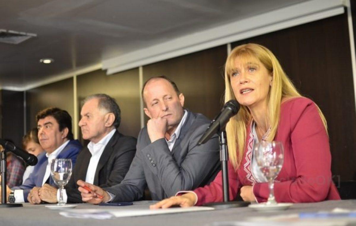 Policía local y recursos, el reclamo a Vidal