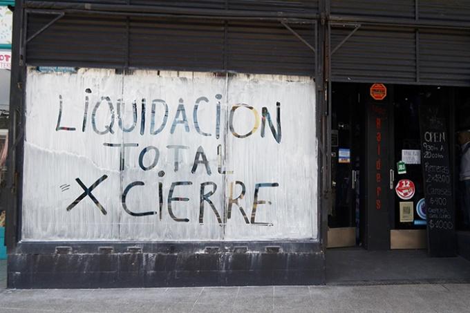 """Por la caída en las ventas, en el interior bonaerense se comienza a pedir la """"emergencia comercial"""""""