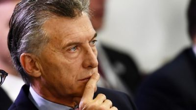 Naufragio de Macri en las encuestas: otra consultora muestra que más del 60% desaprueba su gestión